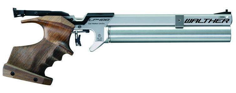 Luftpistolskytte