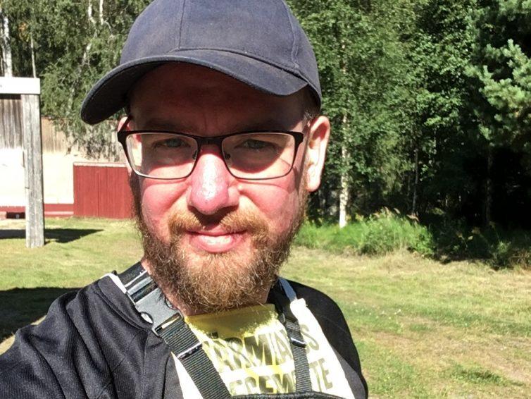 Christoffer Carlström en doldis med SM-meriter 2020