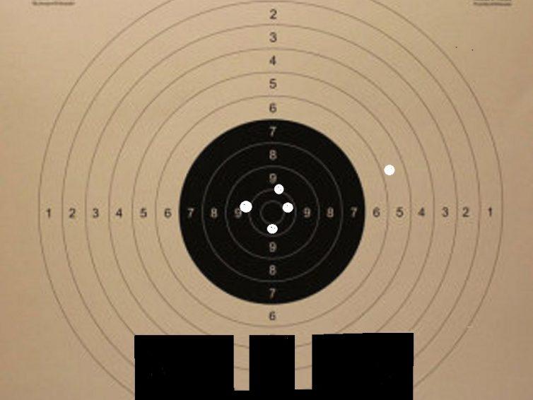 """Förekommer """"yips"""" inom pistolskytte?"""